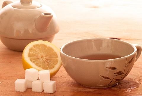 レモンと砂糖と紅茶